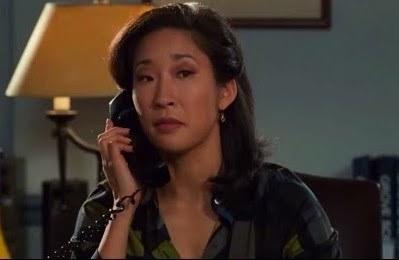 Geraldine on the phone