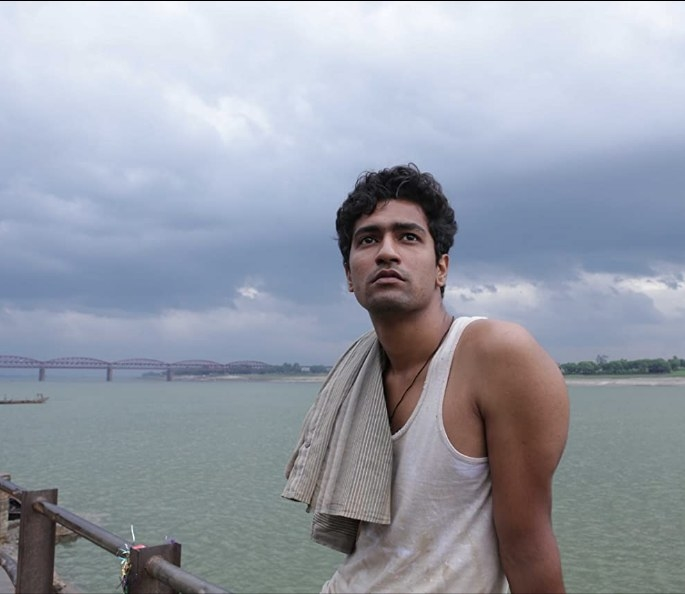 Vicky Kaushal in Masaan