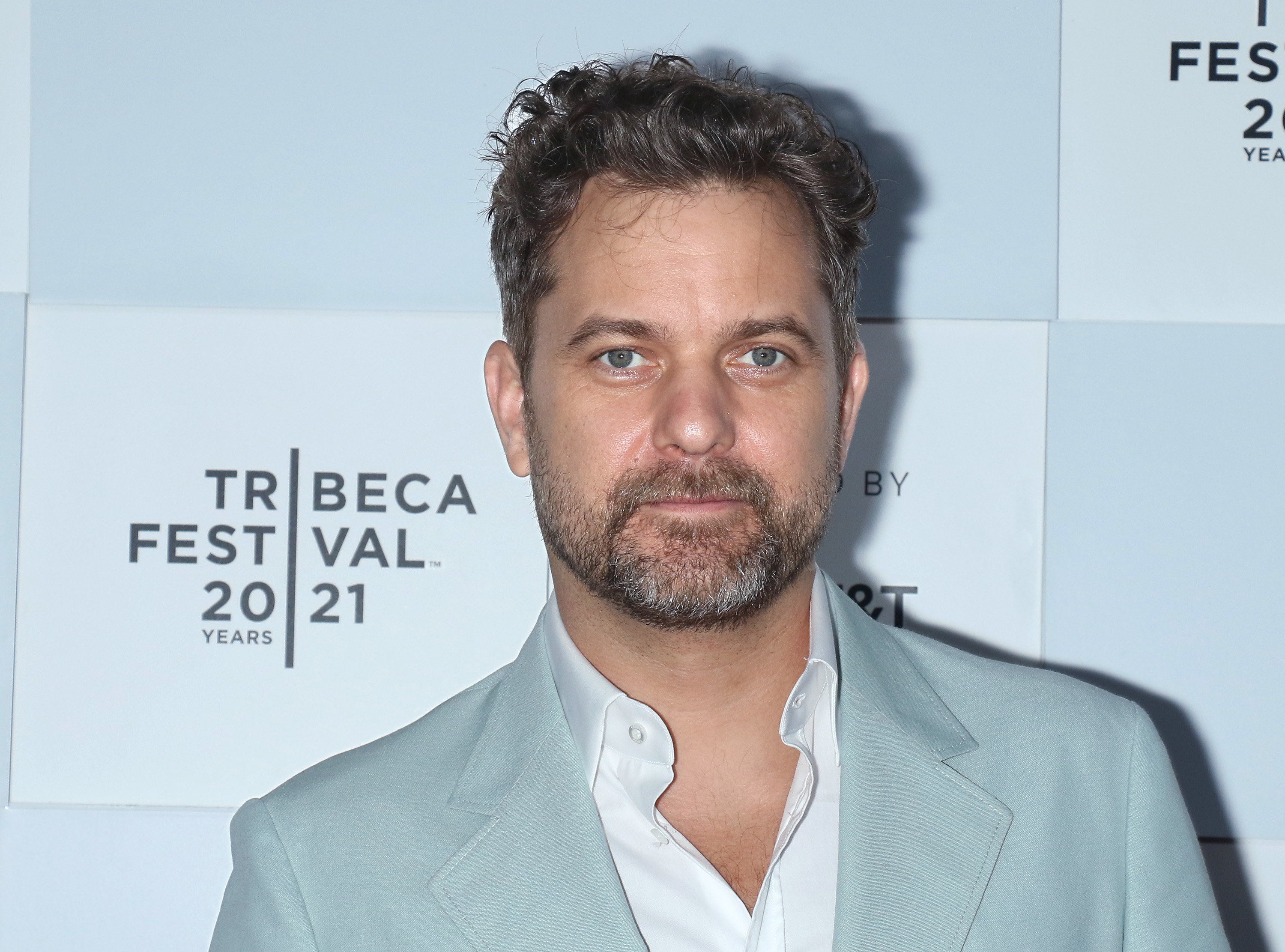 Joshua Jackson is pictured at the Tribeca Festival in 2021