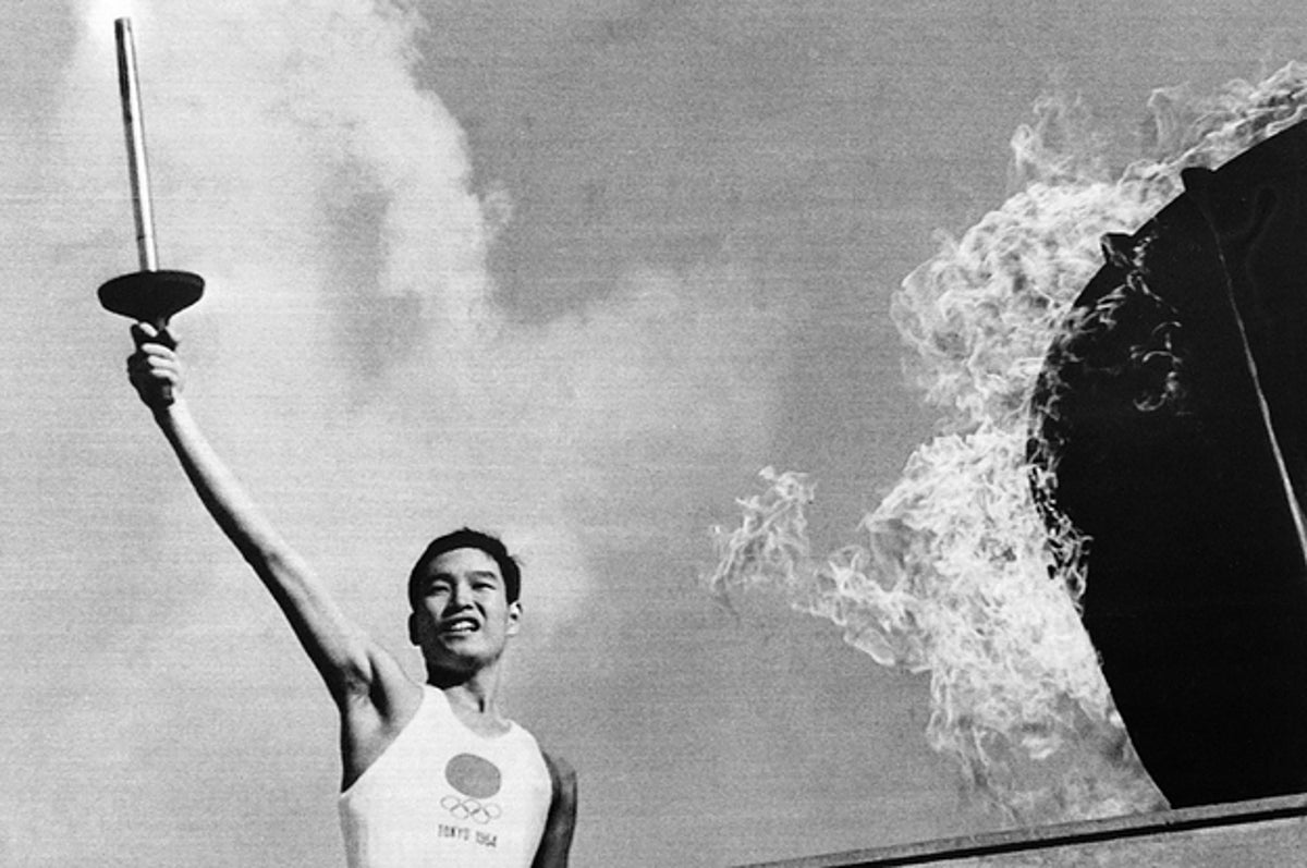 Photo of Photos Show Tokyo Olympics From 1964
