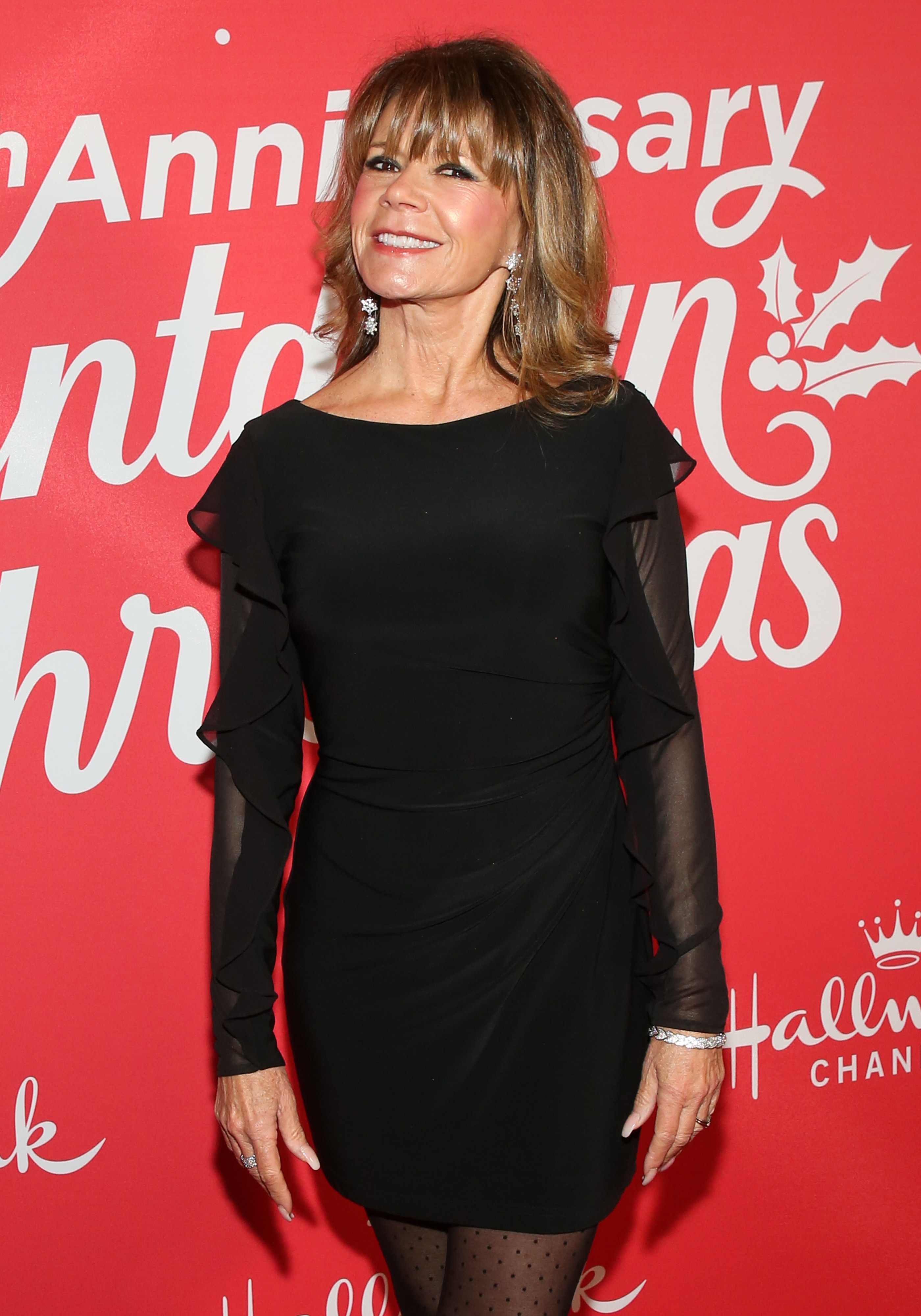 Mary-Margaret Humes is photographed at an event in 2019