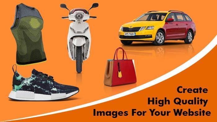 use high quality image