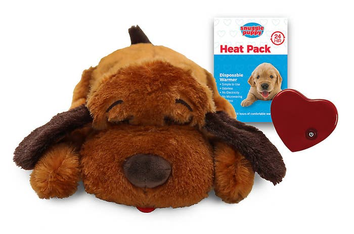 TheSnuggle Puppy behavioral aid dog toy
