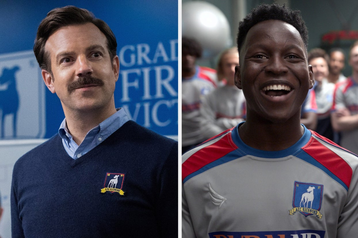 """This Quiz Will Reveal Your """"Ted Lasso"""" Soulmate"""