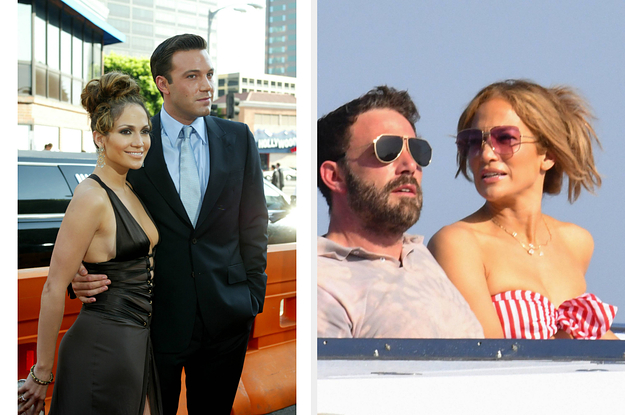J.Lo Dating Ben Affleck Again Is The Summer's Best Rom-Com