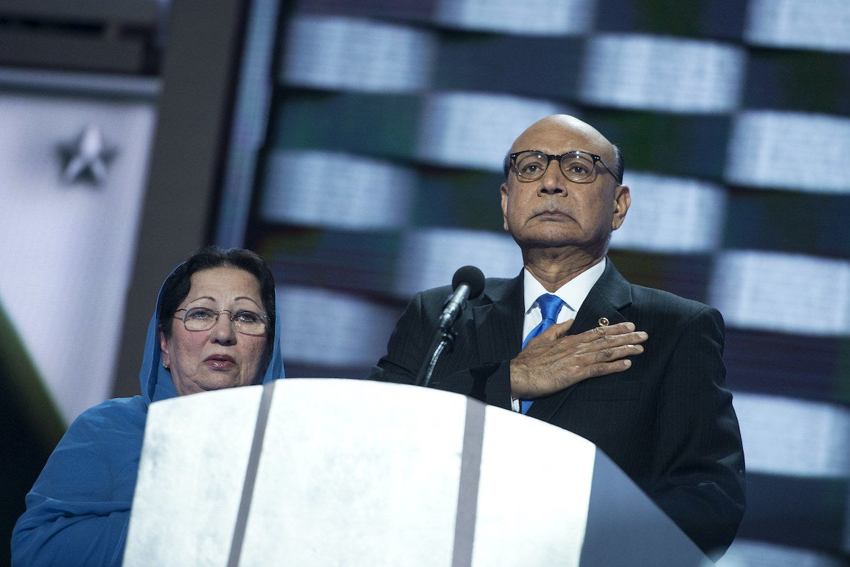 Biden Nominated Famous Trump Critic Khizr Khan To The Religious Freedom Commission