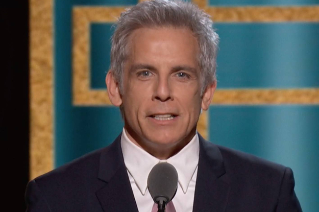 Ben Stiller Is Facing Backlash For His Comments About Nepotism In Hollywood