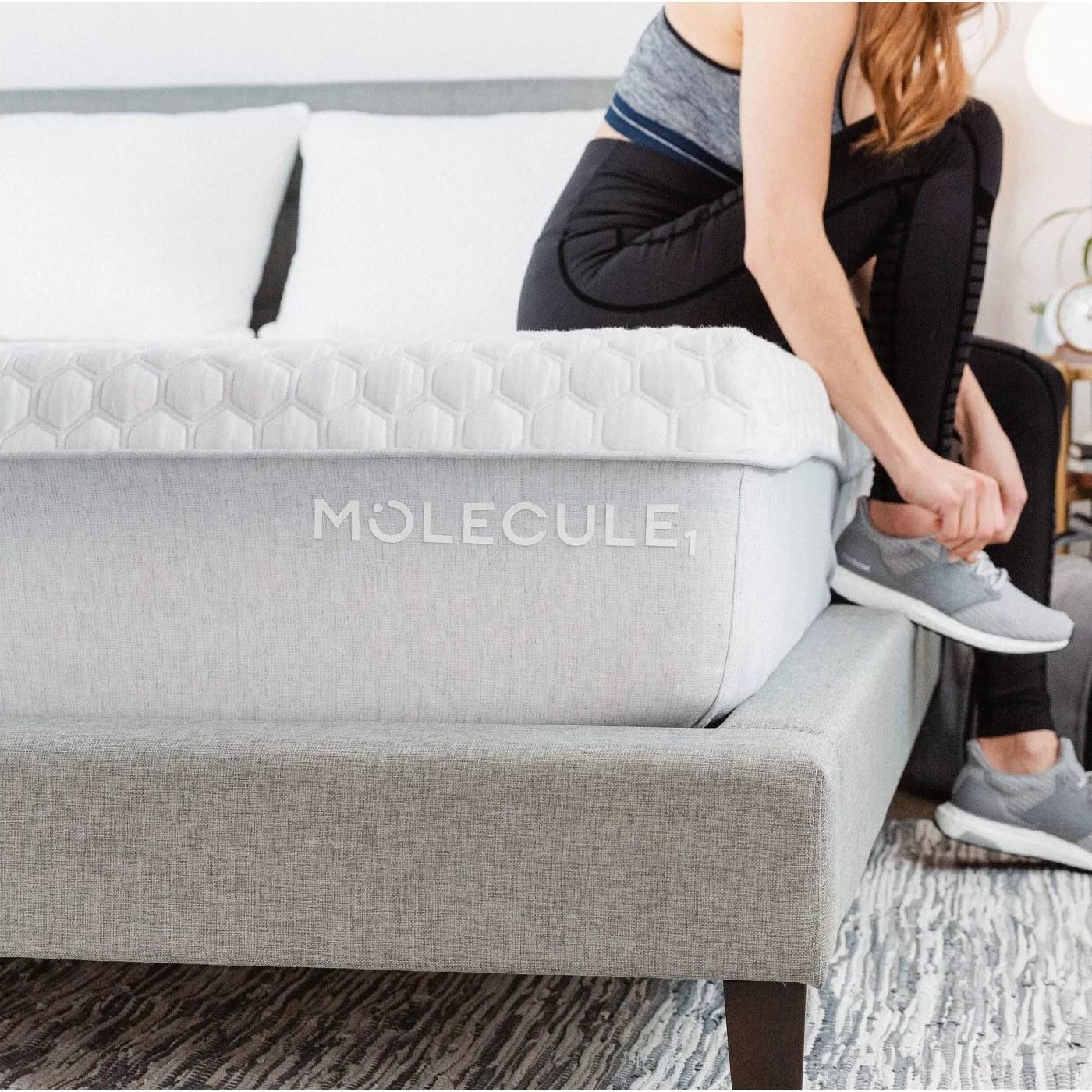 The Molecule 1 mattress