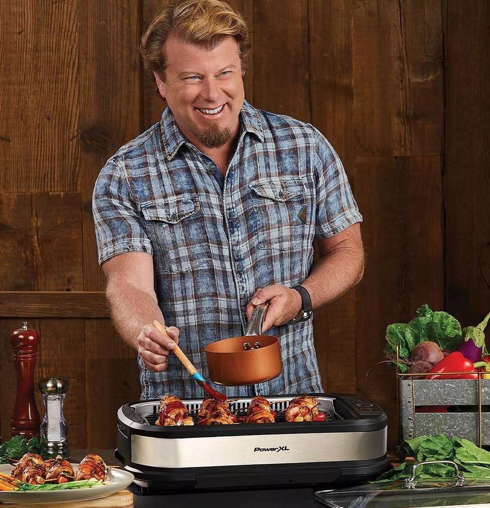 The PowerXL grill