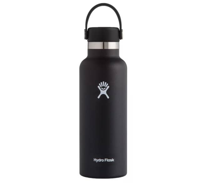 the hydro flask in black