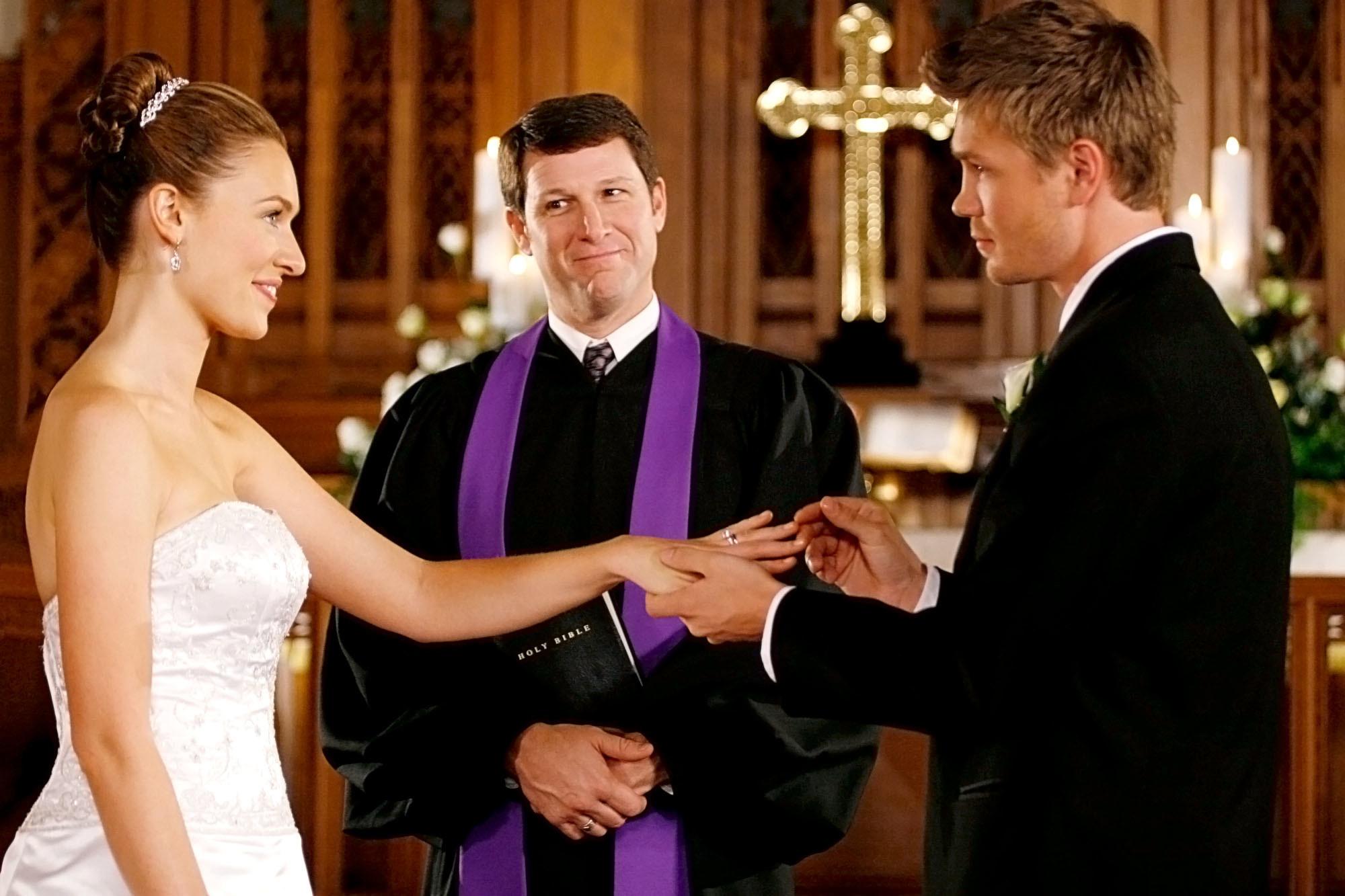 Luke and Lindsey wedding