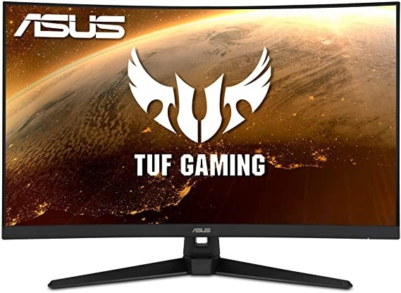 The curved gaming monitor