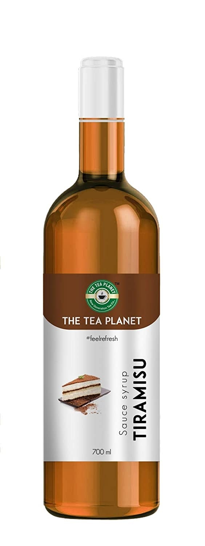 A Tiramisu flavoured syrup.