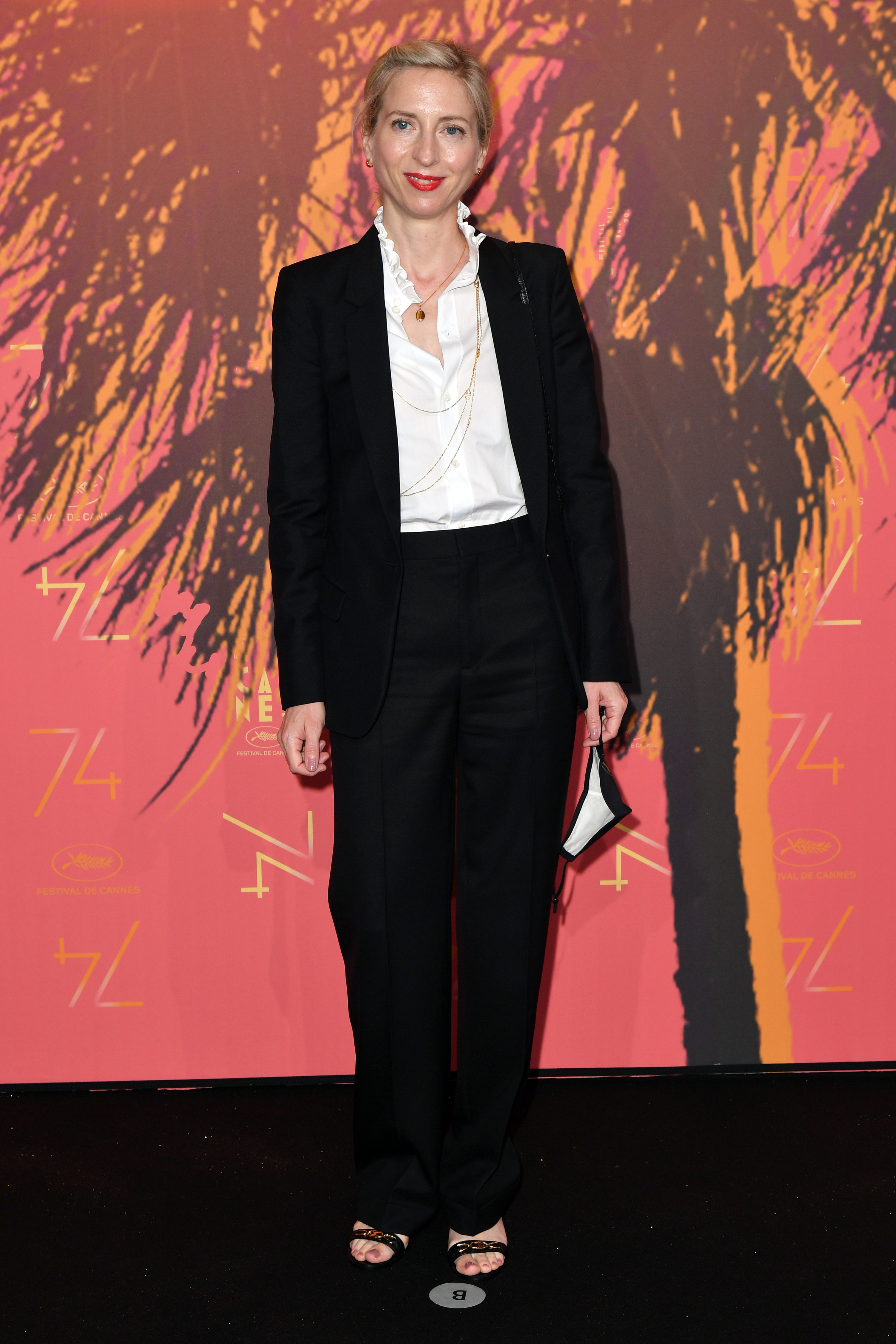 Jessica Hausner at the Cannes Film Festival