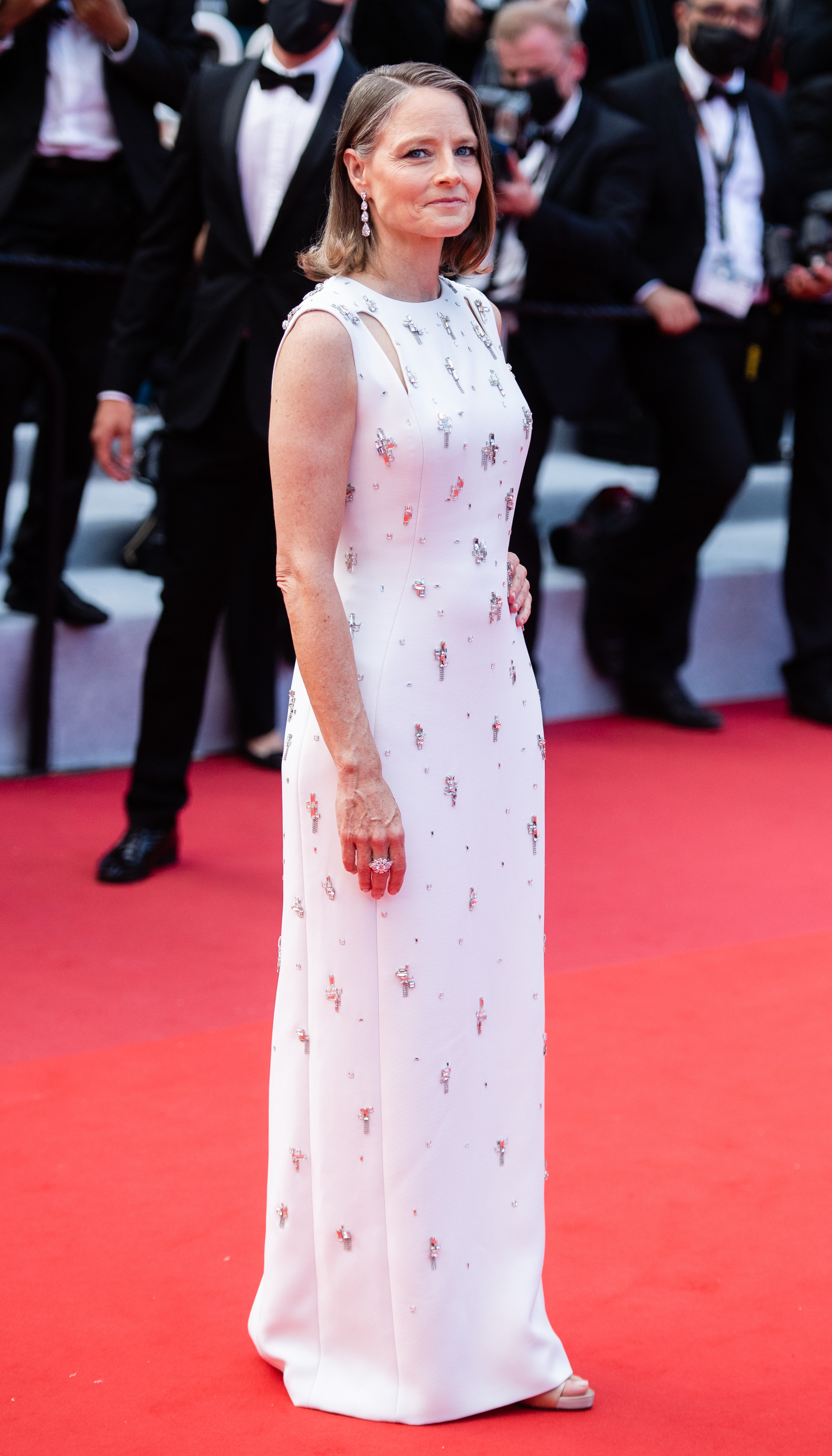 Jodie Foster at the Cannes Film Festival