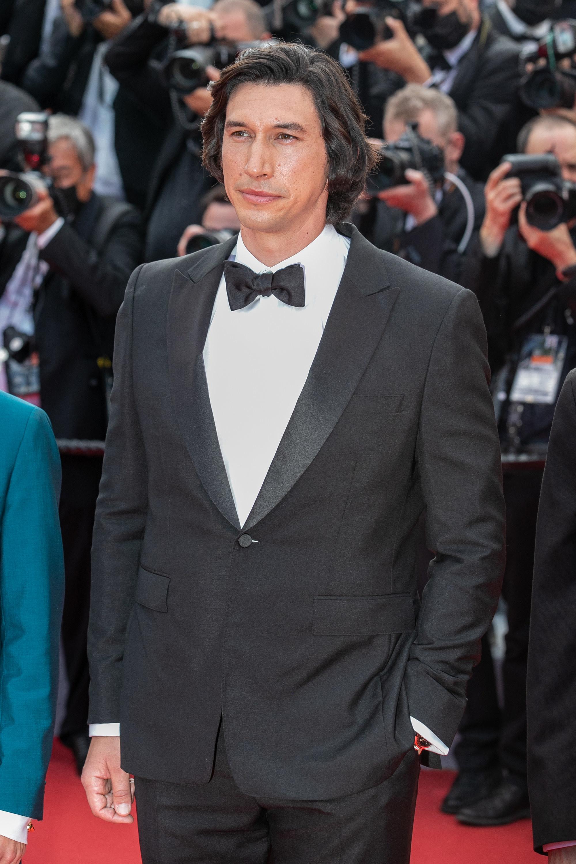 Adam Driver at the Cannes Film Festival