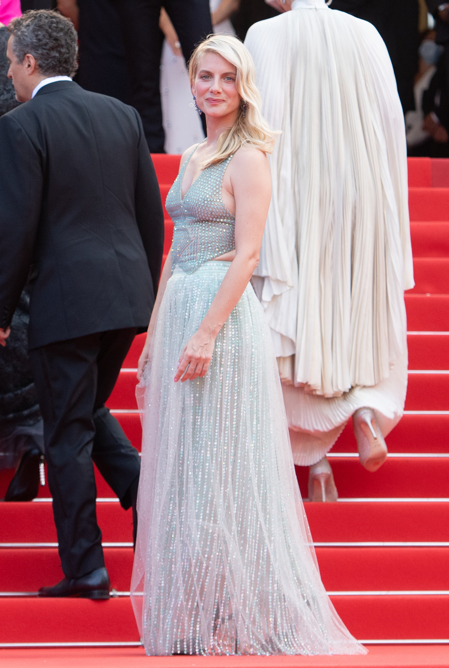 Melanie Laurent at the Cannes Film Festival
