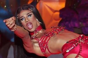 Naomi smalls lip sync