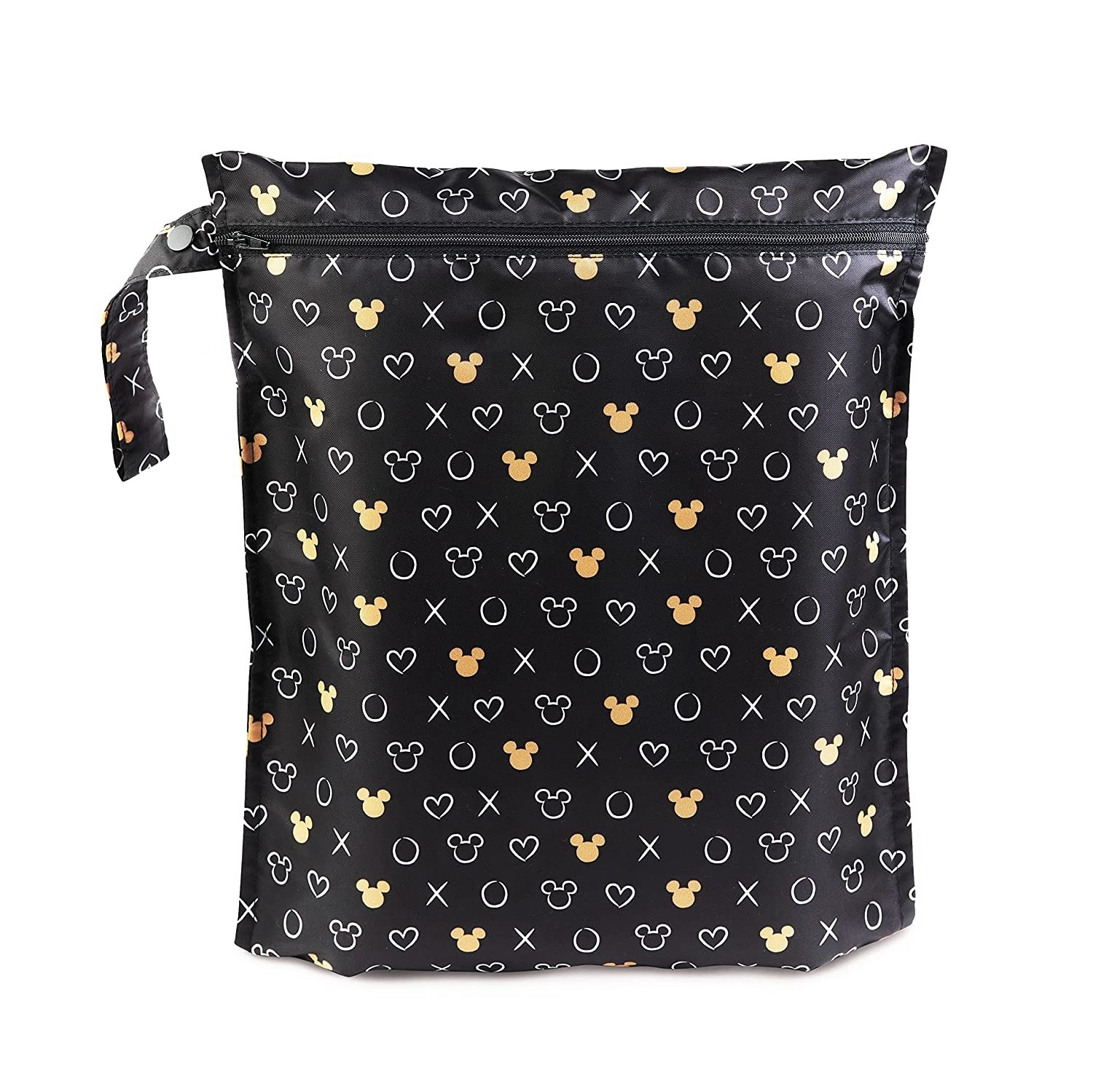 The wet bag in Minnie Mouse Icon print