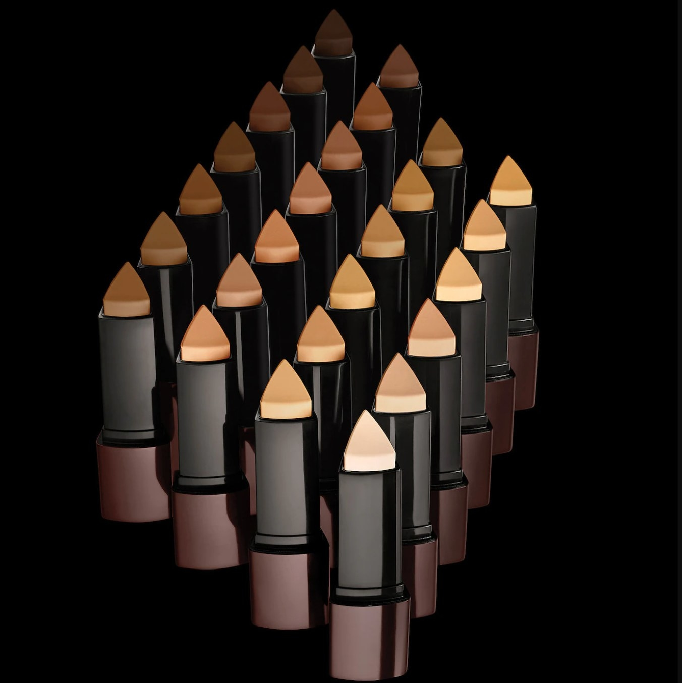 All shades of Hourglass foundation stick