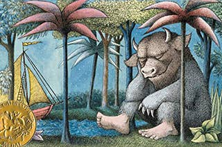 The cover of Where the Wild Things Are