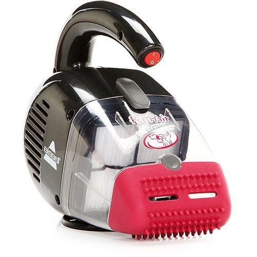 Thehandheld pet hair eraser vacuum
