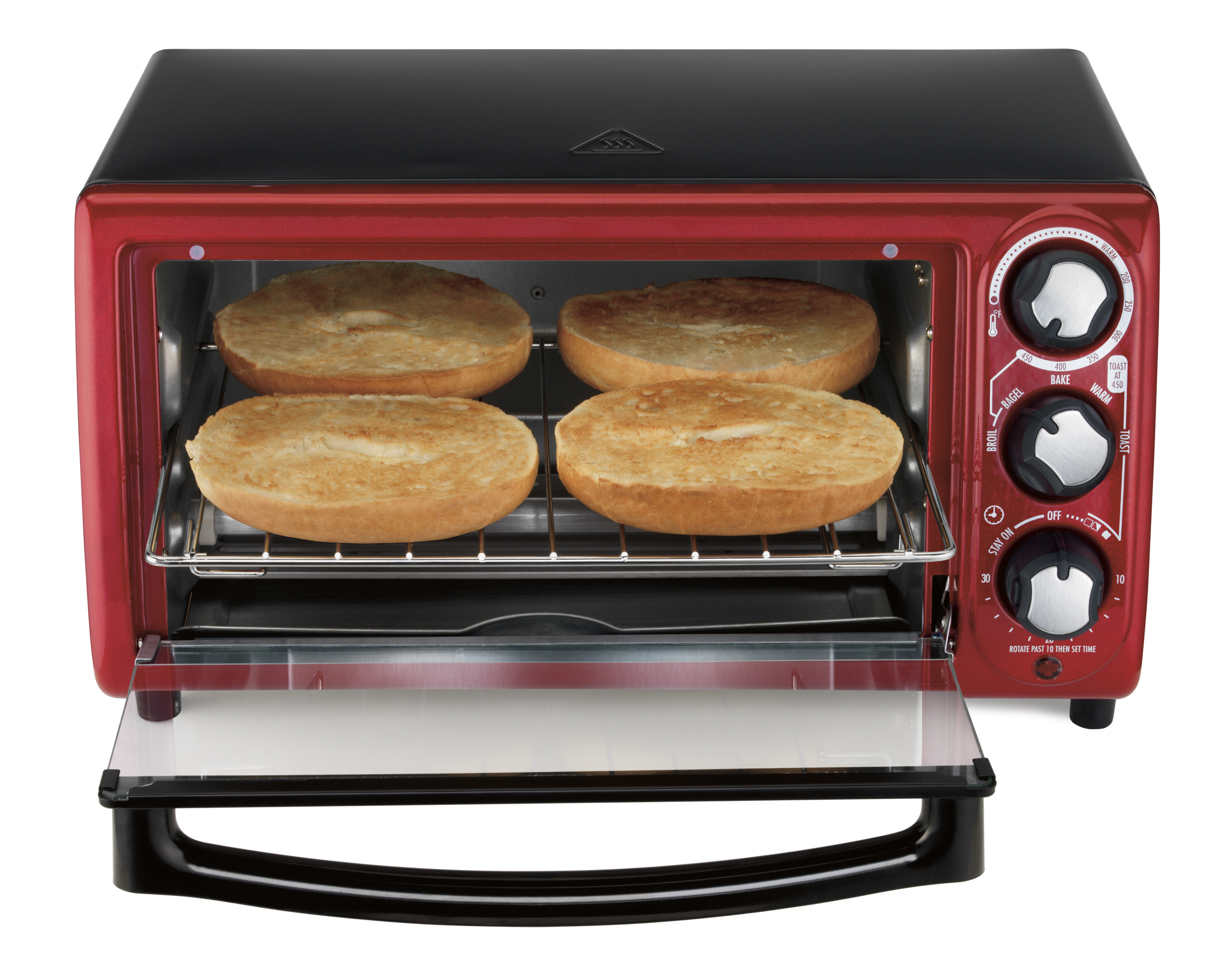 The toaster oven