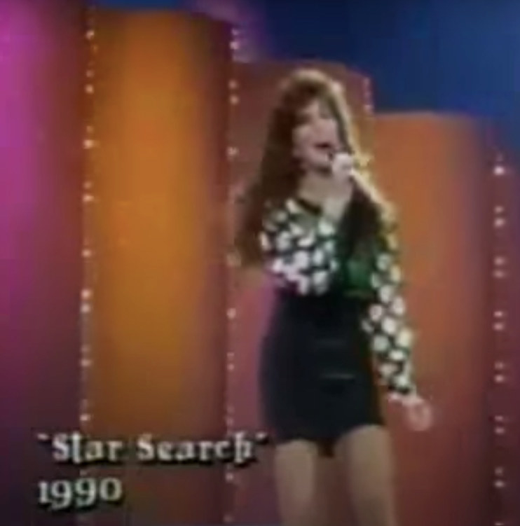 """she went on to to release her hit album """"Jagged Little Pill"""""""