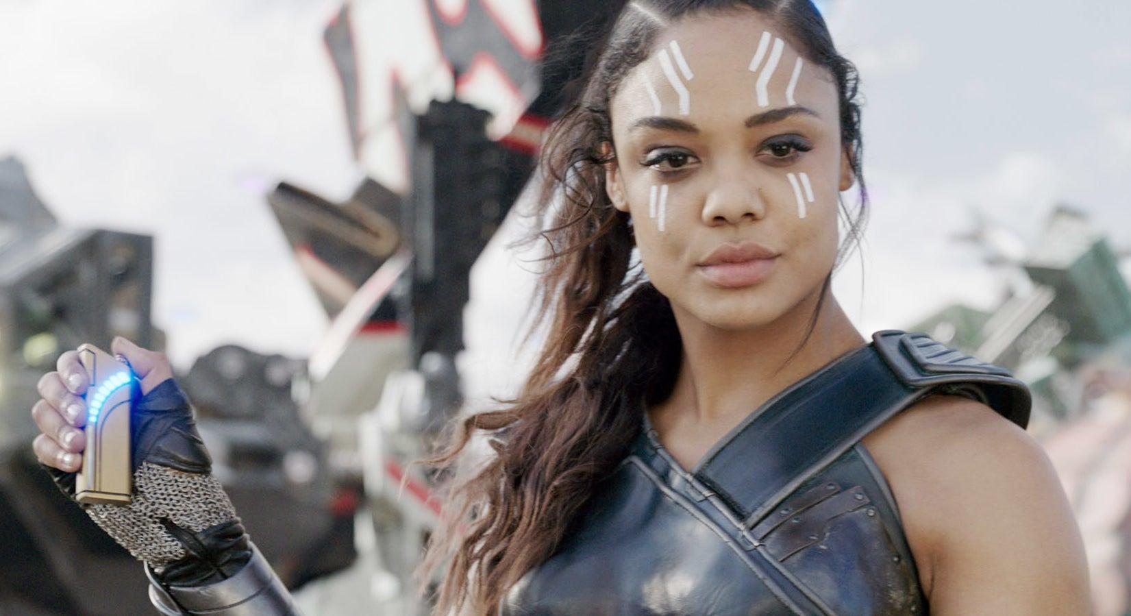 Tessa Thompson as Valkyrie