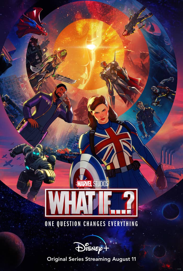 What If...? promo poster