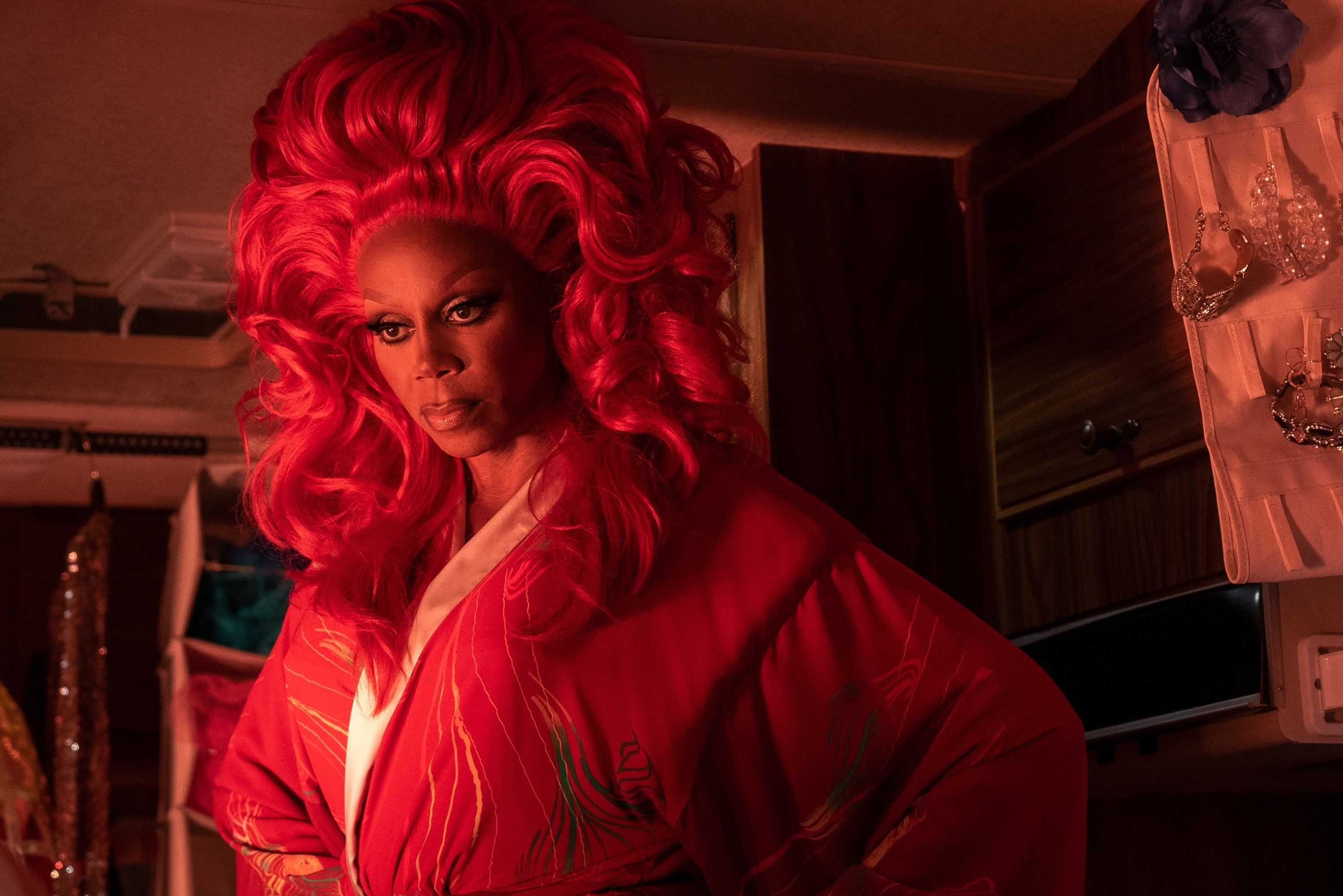 """RuPaul in """"AJ and the Queen"""""""