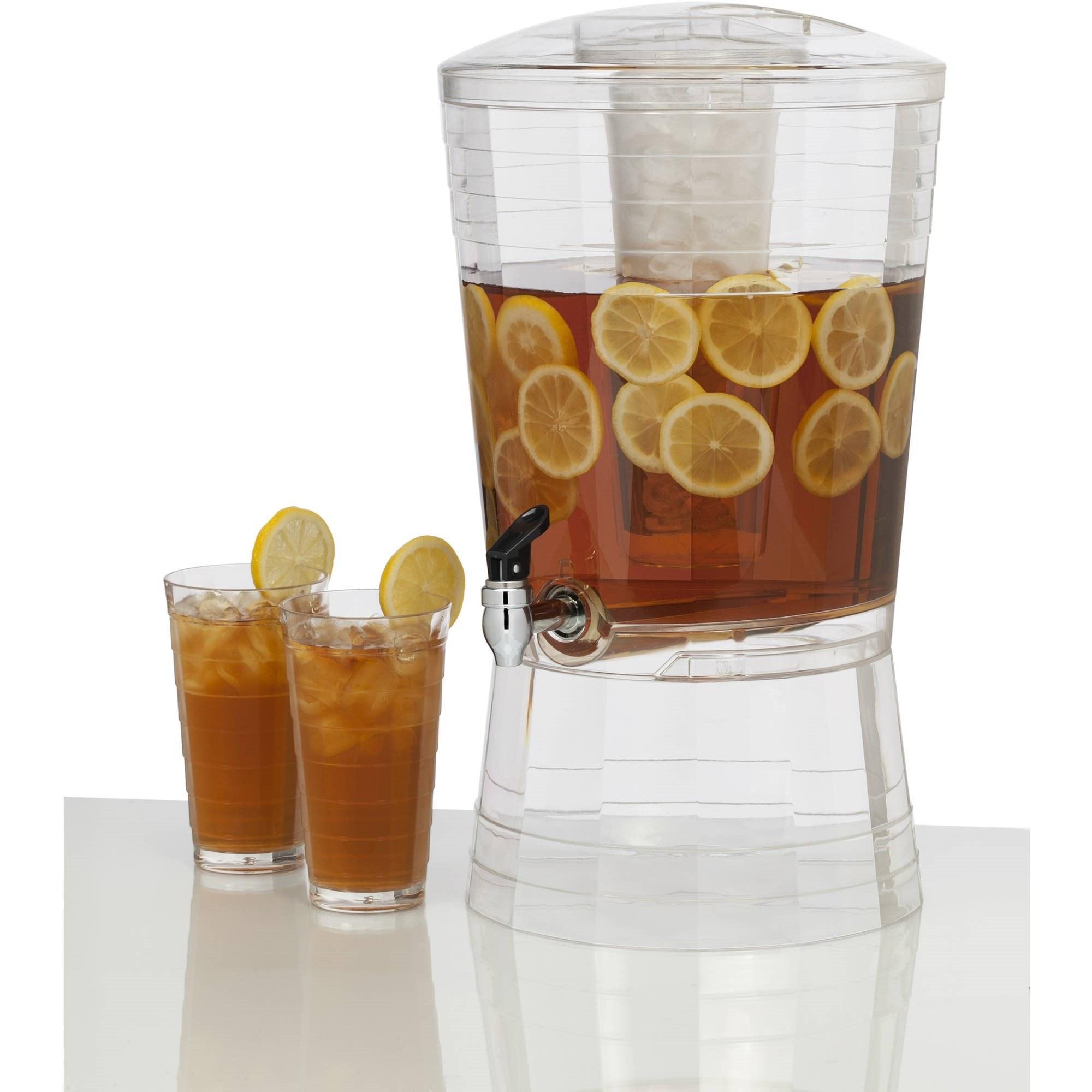 the beverage dispenser
