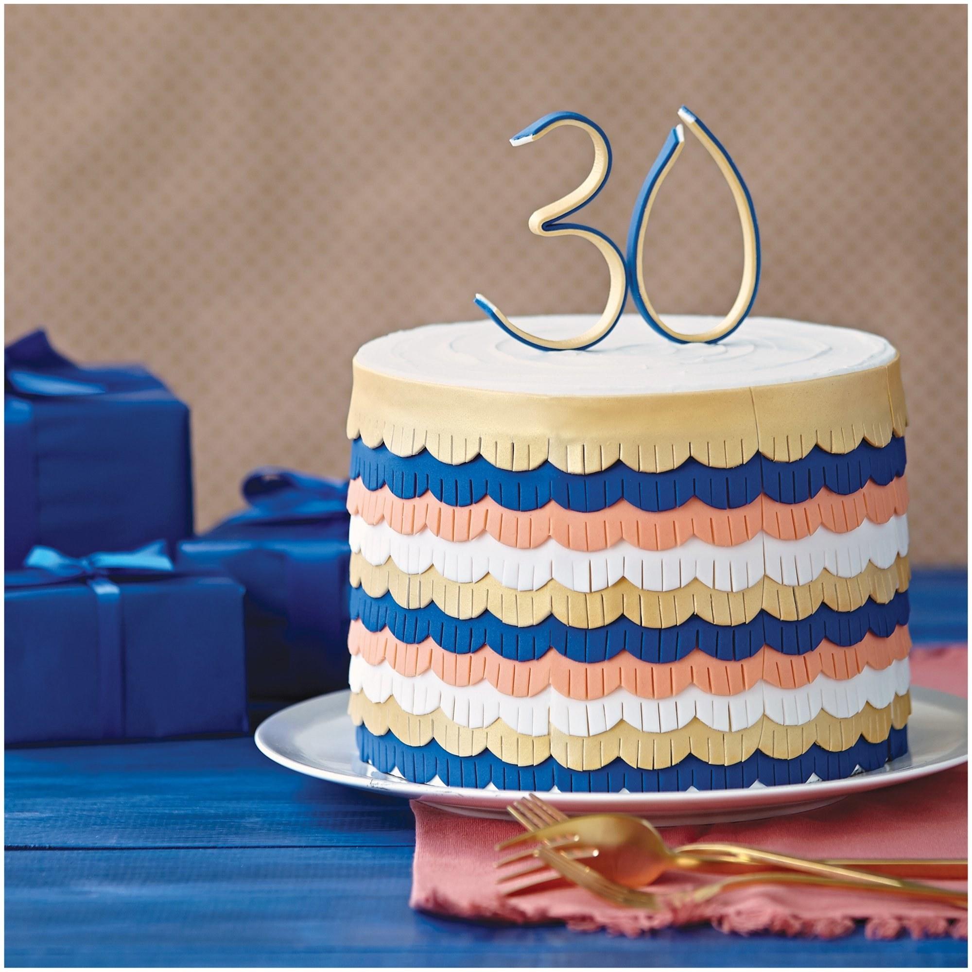 the cake fondant