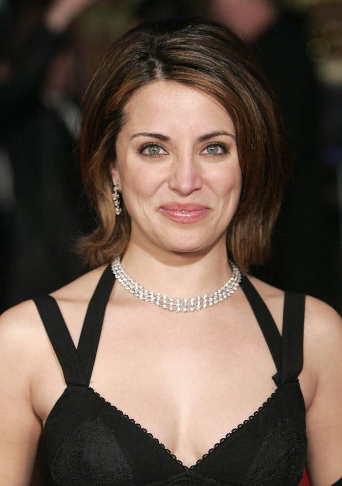 """Alanna Ubach during """"Meet the Fockers"""" Los Angeles Premiere"""