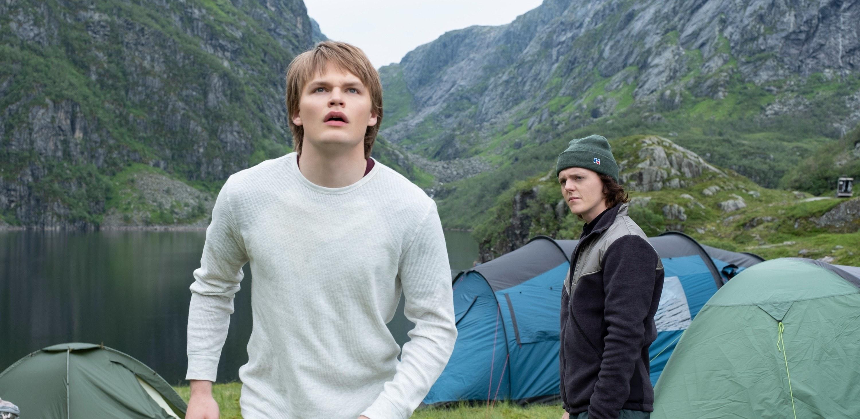 "David Stakston and Jonas Strand Gravli in ""Ragnarok"""