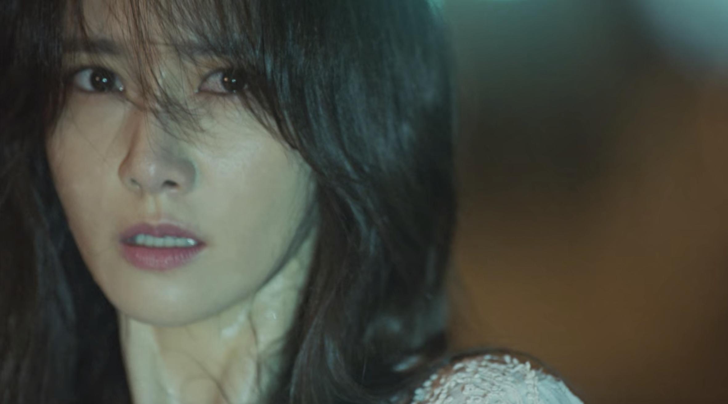 """Im Yoon-ah in """"The K2"""""""