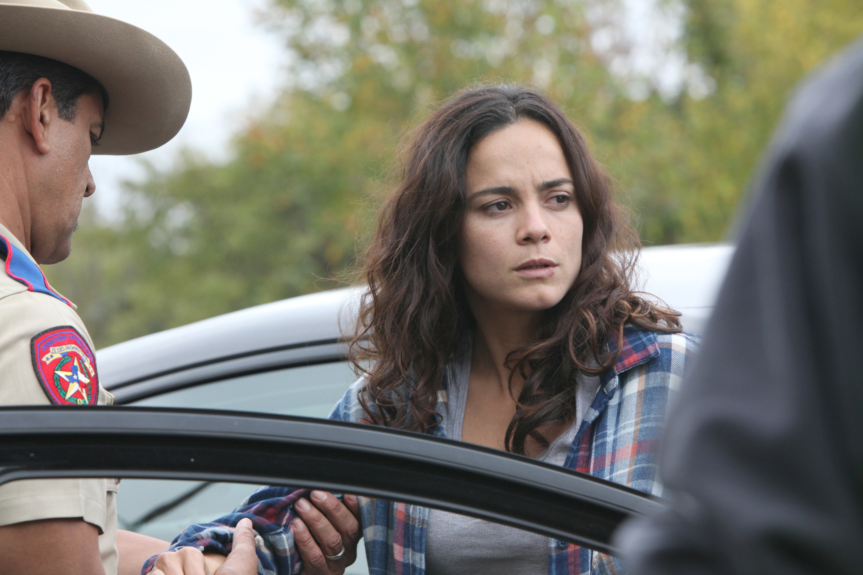 """Alice Braga in """"Queen of the South"""""""