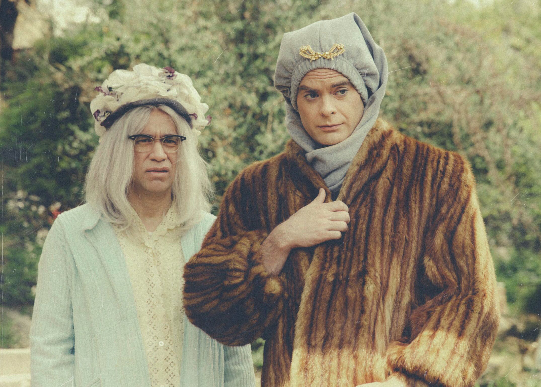 """Fred Armisen and Bill Hader in """"Documentary Now!"""""""