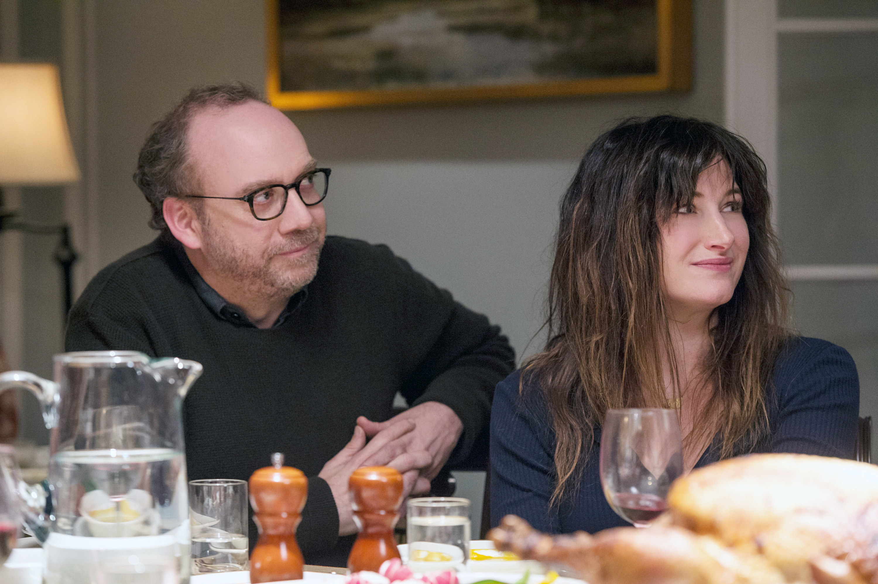 """Paul Giamatti and Kathryn Hahn in """"Private Life"""""""