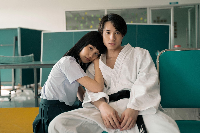"""Chicha Amatayakul and Teeradon Supapunpinyo in """"Girl from Nowhere"""""""