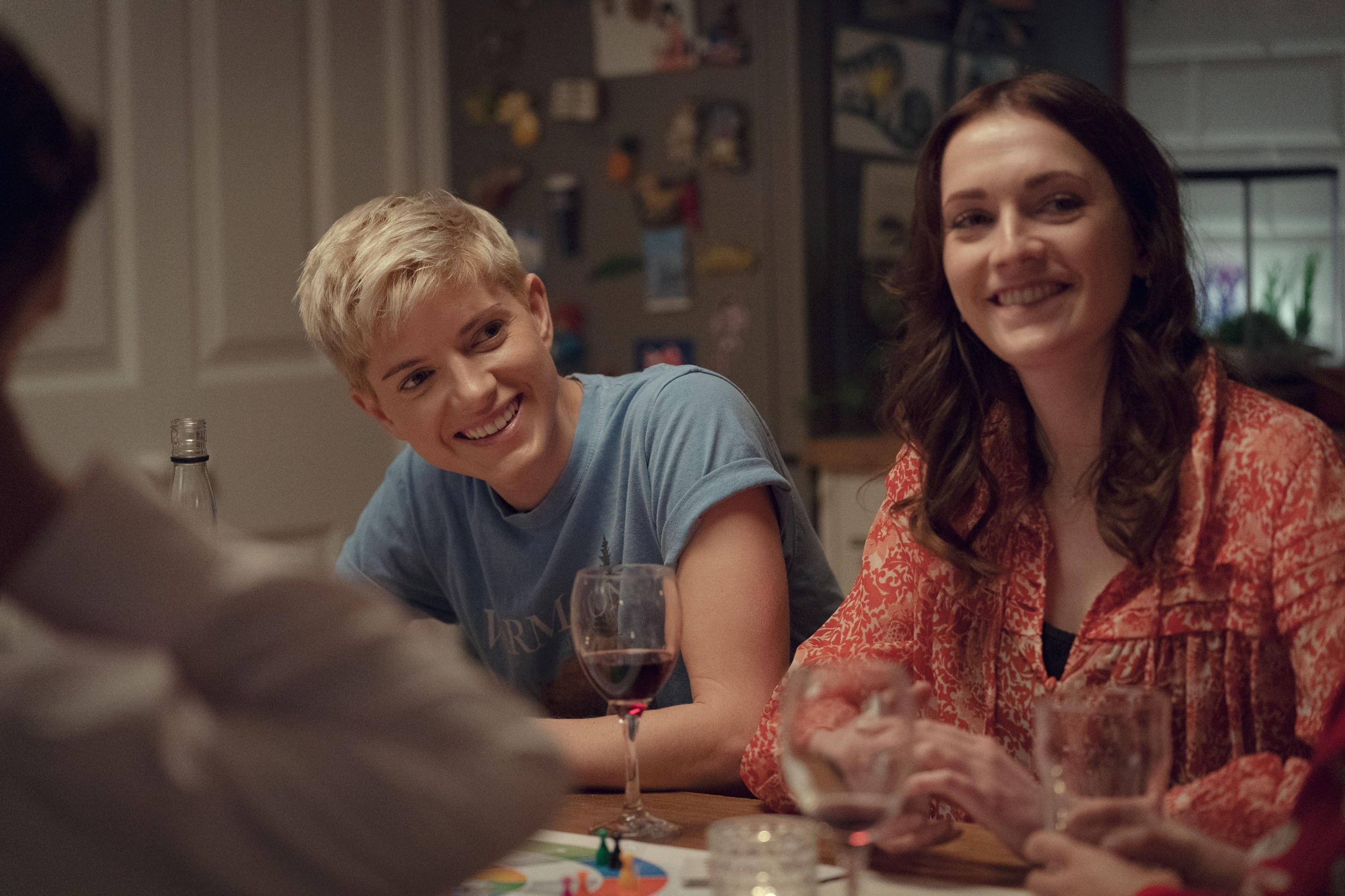 """Mae Martin and Charlotte Ritchie in """"Feel Good"""""""