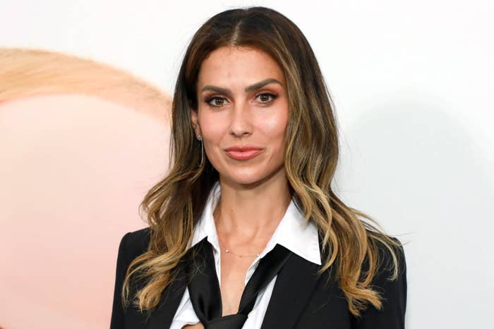 """Hilaria Baldwin attends """"The Boss Baby: Family Business"""" Premiere at SVA Theater on June 22, 2021 in New York City"""