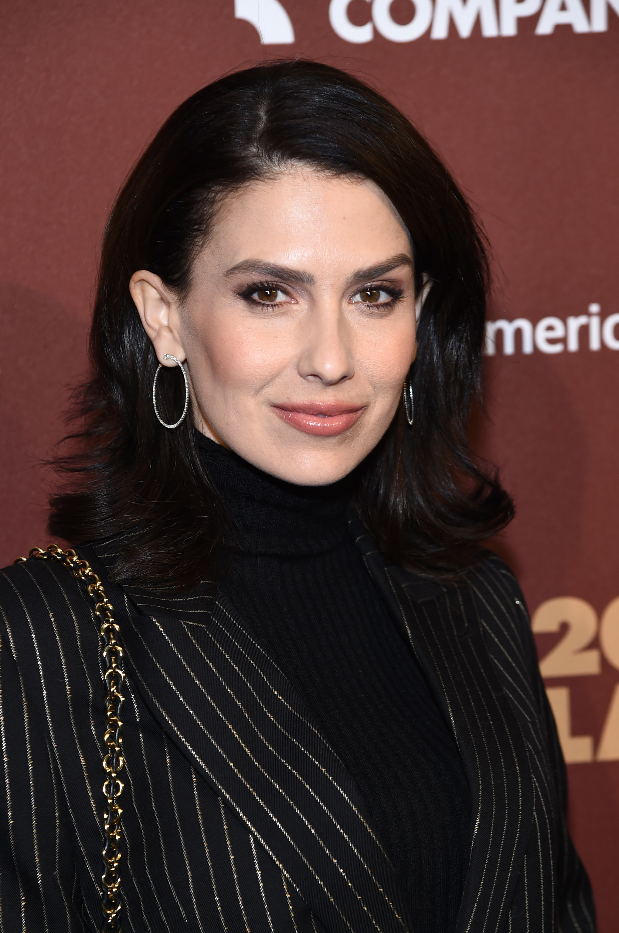 Hilaria Baldwin attends the Roundabout Theater's 2020 Gala at The Ziegfeld Ballroom on March 02, 2020 in New York City