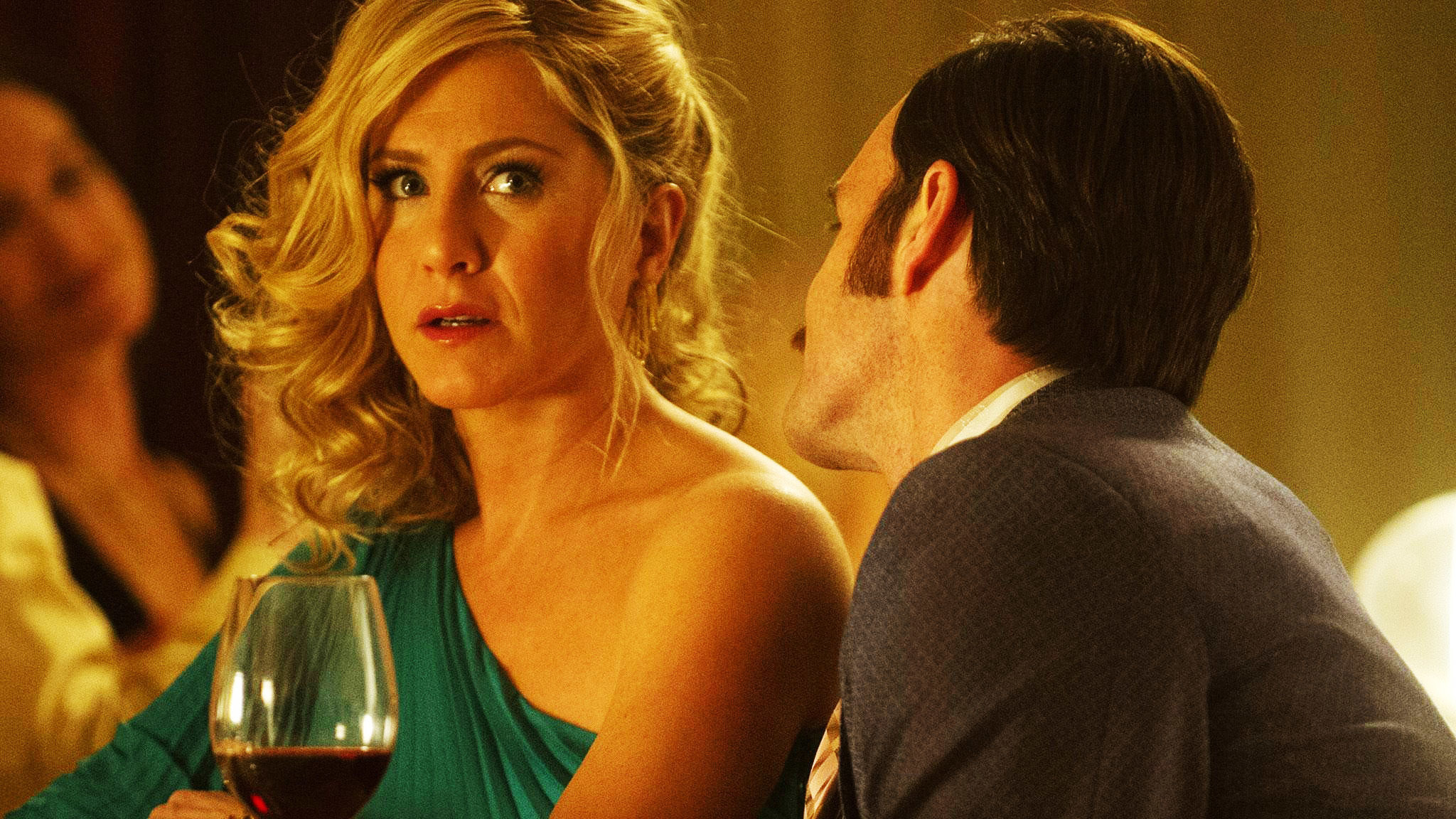 """Jennifer Aniston and Will Forte in """"Life of Crime"""""""