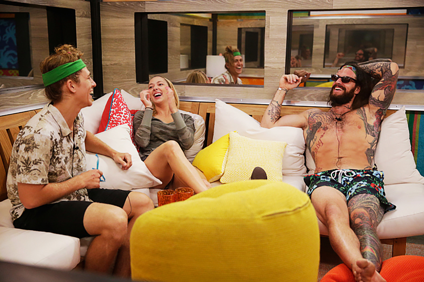 Contestants on the 17th season of Big Brother