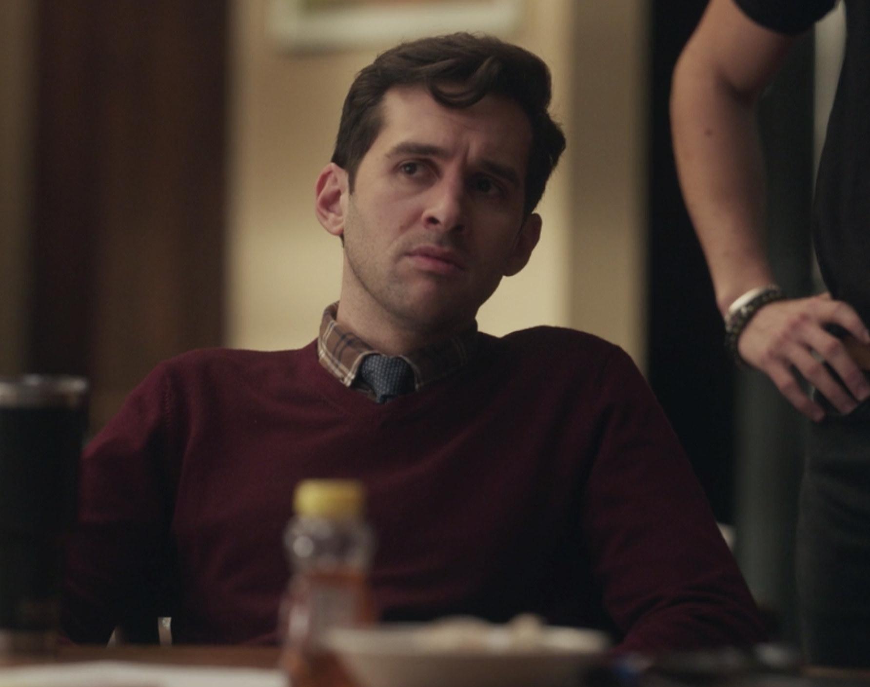 Adam Chandler-Berat as Jordan Glassberg