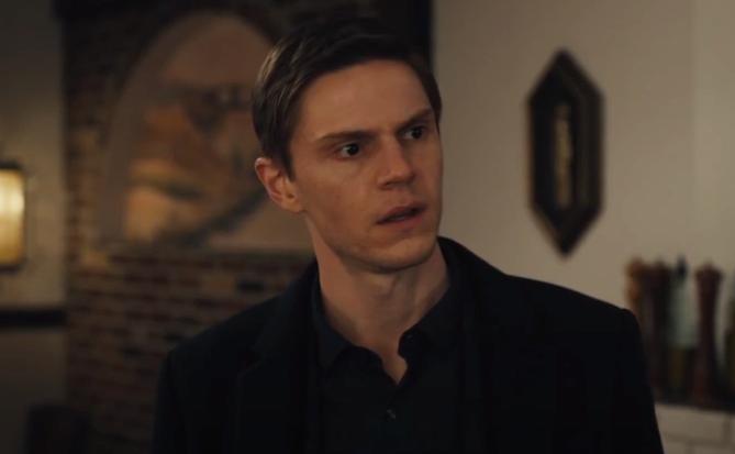 "Evan in ""Mare of Easttown"""