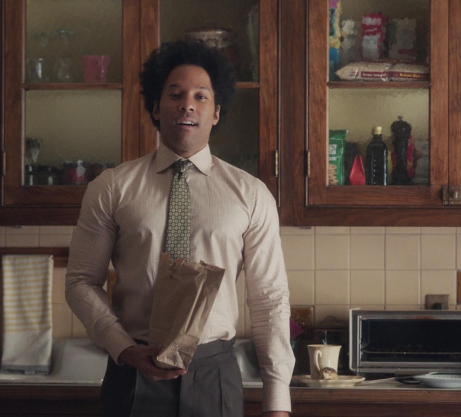 Johnathan Fernandez as Nick Lott