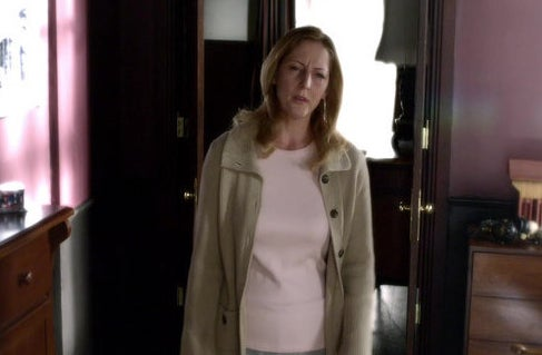 Toby's mother