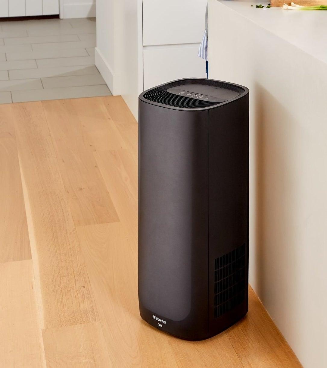The HEPA-type air purifier